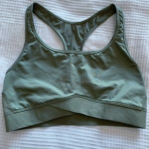 Victoria's Secret The Player Racerback Sports Bra